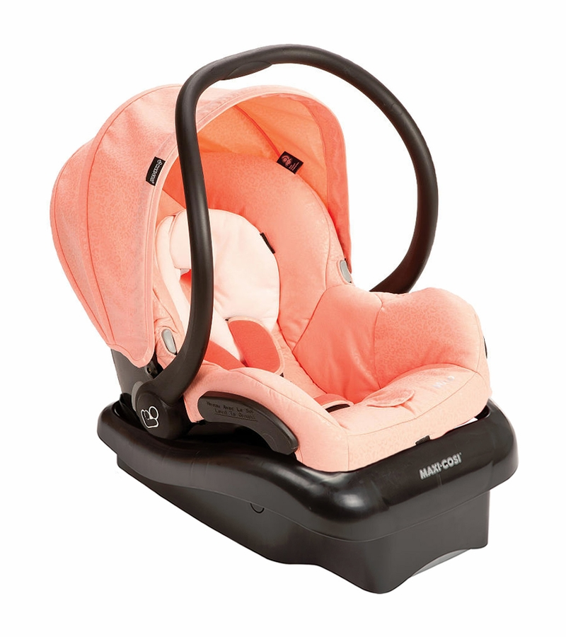 Maxi Cosi Mico Infant Car Seat Leopard Pink