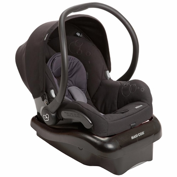 Maxi Cosi Mico Infant Car Seat - Total Black