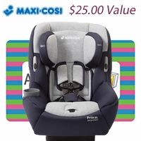 Maxi Cosi Pria Convertible Car Seats