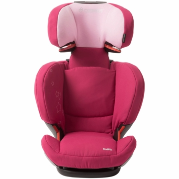 Maxi Cosi Rodifix Booster Car Seat in Sweet Cerise