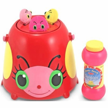 Melissa & Doug Bollie Ladybug Bubble Bucket