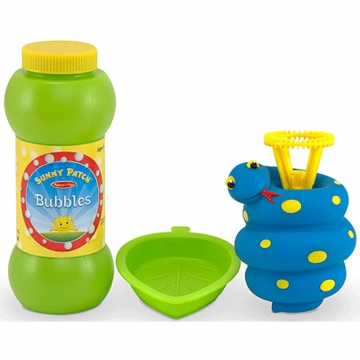 Melissa & Doug Mambo Snake Bubble Buddy