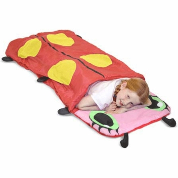 Melissa & Doug Mollie Ladybug Child's Sleeping Bag