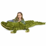 Melissa & Doug Plush Alligator