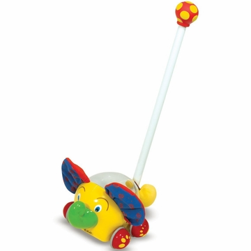 Melissa & Doug Push Along Elephant Toy