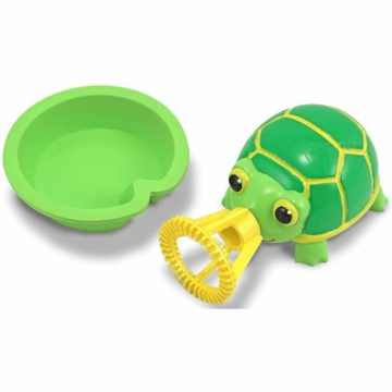 Melissa & Doug Tootle Turtle Bubble Buddy