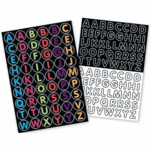 Melissa & Doug Trunki Alphabet Stickers