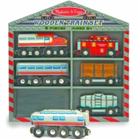 Melissa & Doug Trains and Vehicle Sets