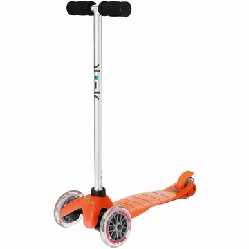 Kickboard USA Mini Micro Scooter in Orange