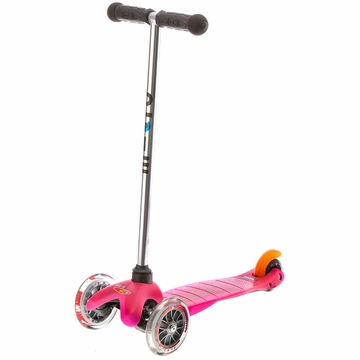 Kickboard USA Mini Micro Scooter in Pink