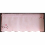 MiGi Blossom Window Valance