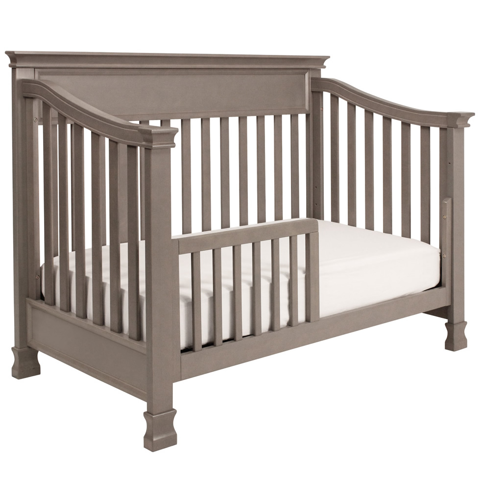 The Grand Foothill 4 In 1 Convertible Crib Boasts Solid