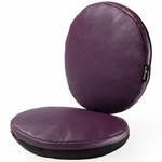 Mima Moon Junior Chair Cushion Set - Aubergine