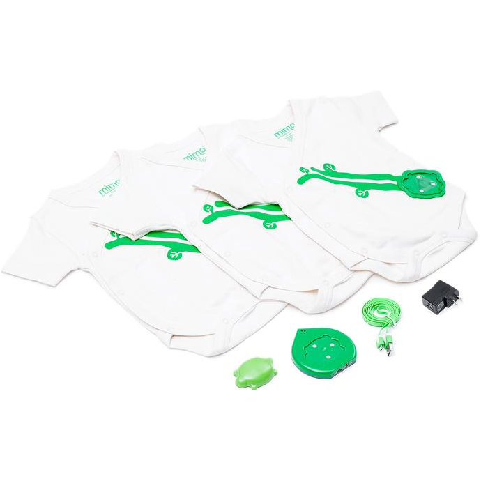 Mimo Baby Monitor Starter Kit - 3 to 6 Months
