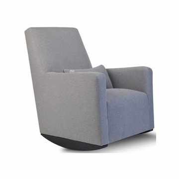 Monte Design Alto Rocker in Heather Grey