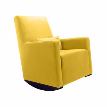 Monte Design Alto Rocker in Yellow