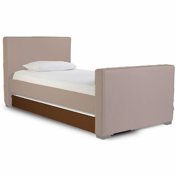 Monte Design Bed Trundle in Brown
