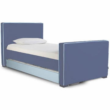 Monte Design Bed Trundle in Light Blue