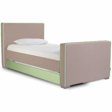 Monte Design Bed Trundle in Lime Green