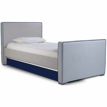 Monte Design Bed Trundle in Navy Blue