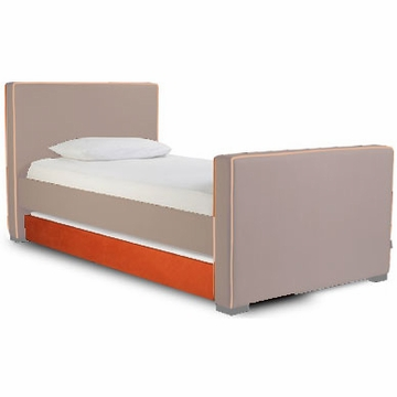 Monte Design Bed Trundle in Orange