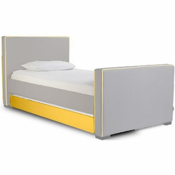 Monte Design Bed Trundle in Yellow