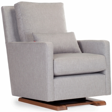 Monte Design Como Glider in Pebble Grey