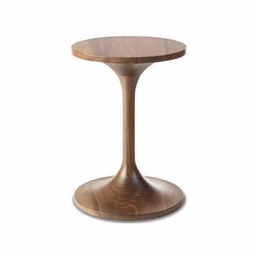 Monte Design Duo Side Table in Walnut