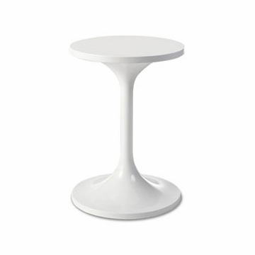 Monte Design Duo Side Table in White