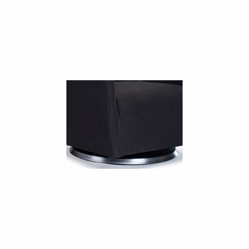 Monte Design Grazia Ottoman in Black