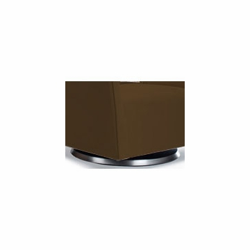 Monte Design Grazia Ottoman in Brown