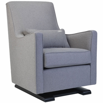Monte Design Luca Glider in Heather Grey