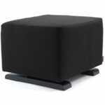 Monte Design Vola Ottoman in Black