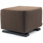 Monte Design Vola Ottoman in Brown