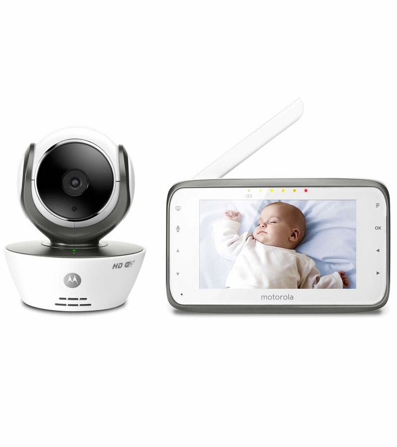 motorola digital video baby monitor with wifi. Black Bedroom Furniture Sets. Home Design Ideas