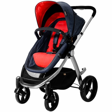 Mountain Buggy Cosmopolitan Buggy - Chilli