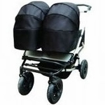 Mountain Buggy Duet Carrycot 2012 Black