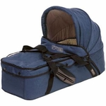 Mountain Buggy Duo Single Carrycot - Navy Dot