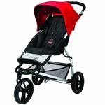 Mountain Buggy Evolution Mini Lightweight Stroller - Chilli