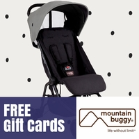 Mountain Buggy Sale and Gift with Purchase