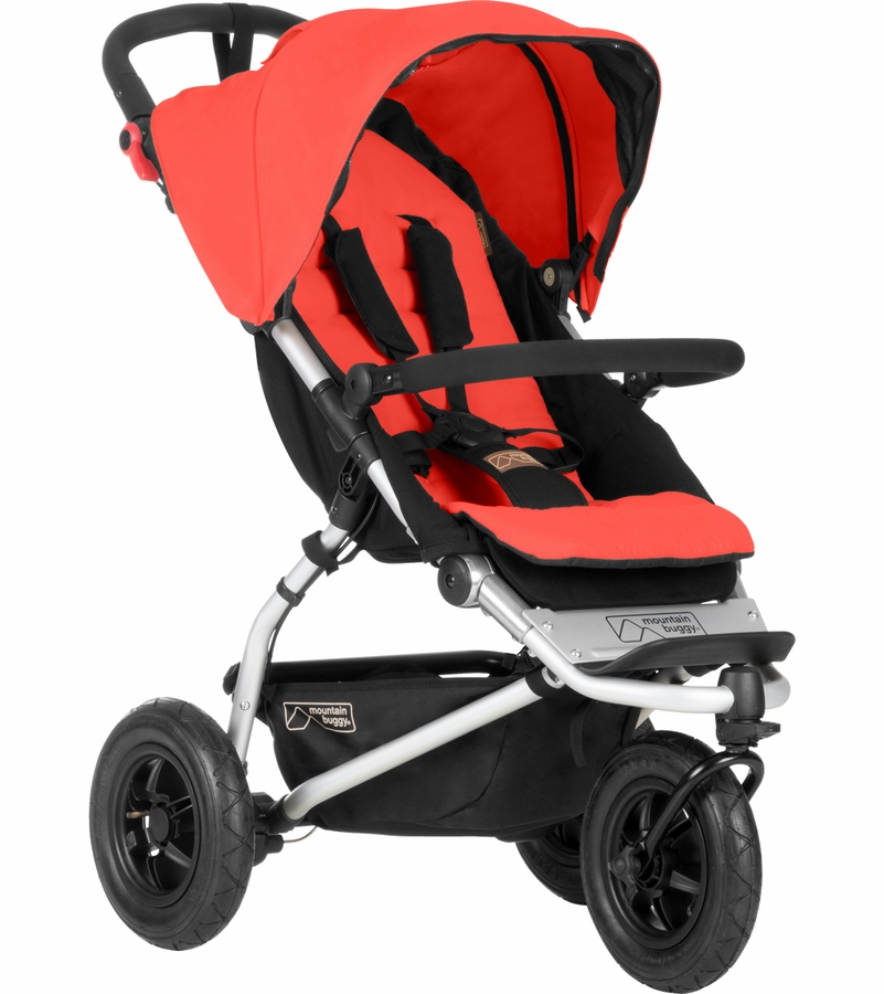 Mountain Buggy Swift Stroller 2015 Coral (Albee Exclusive)