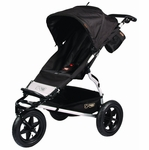 Mountain Buggy Urban Jungle Stroller - Black Dot