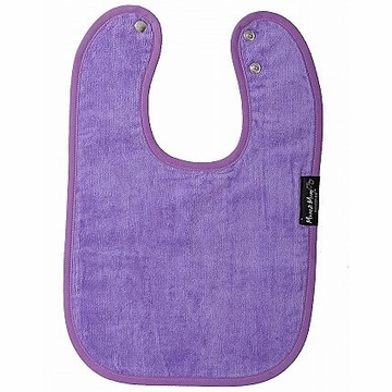 Mum 2 Mum Standard Wonder Bib - Purple