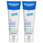 Mustela Cold Cream Nutri-Protective 1.3oz - 2 Pack