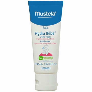 Mustela Hydra Bebe Facial Cream, 1.35oz