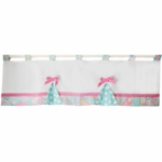 My Baby Sam Pixie Baby Aqua Window Valance