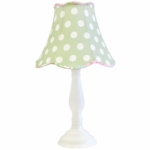 My Baby Sam Pixie Baby Pink Lamp