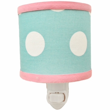 My Baby Same Pixie Baby Blue Night Light