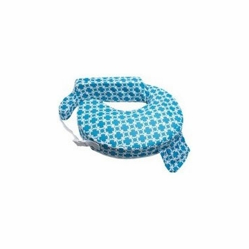 My Brest Friend Wearable Nursing Pillow in Aqua Marina