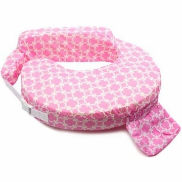 My Brest Friend Wearable Nursing Pillow in Pink Marina